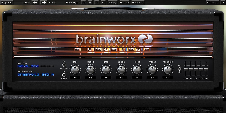kvr brainworx bx rockrack pro by plugin alliance guitar amp emulation vst plugin audio units. Black Bedroom Furniture Sets. Home Design Ideas