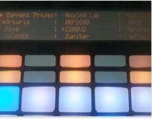 Integration Pack for Arturia V Collection 5/Ableton Push