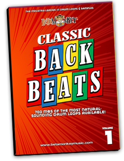 Classic Backbeats I | Vintage and retro drum beats of rock, surf, pop, blues