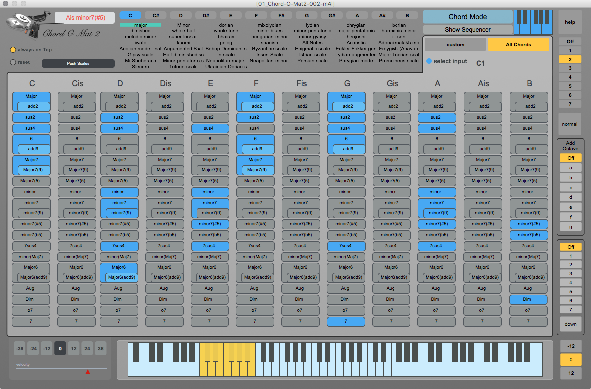 Kvr Soundmanufacture Releases Chord O Mat 2 Max For Live Device