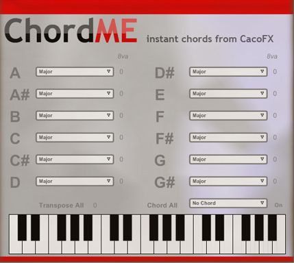 ChordME