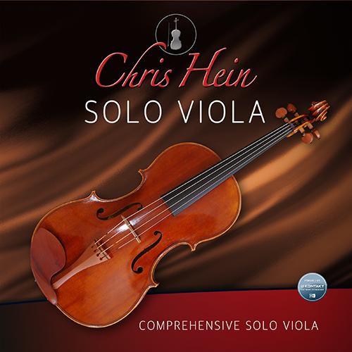 Chris Hein Solo Viola