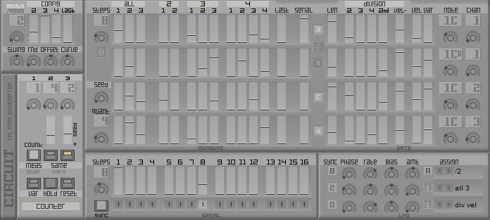 Kvr Circuit By Xoxos Midi Controller Vst Plugin