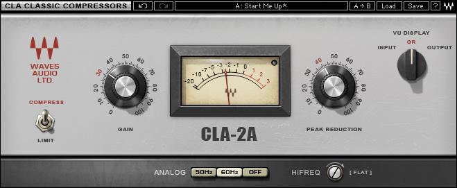 CLA Classic Compressors