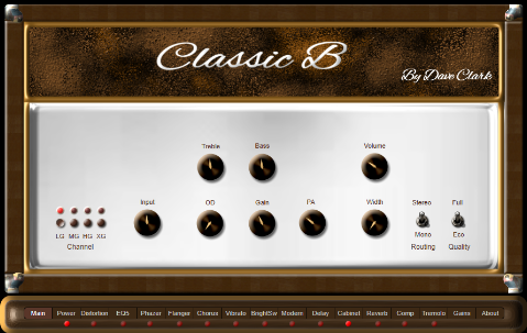 Classic B