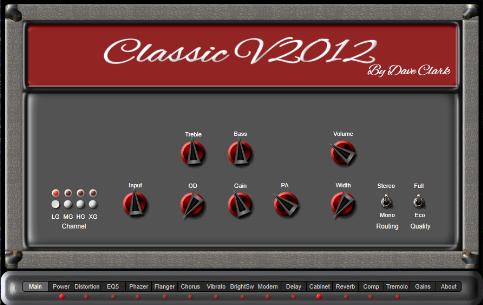 Classic V2012