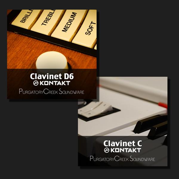 Clavinet Collection for Kontakt