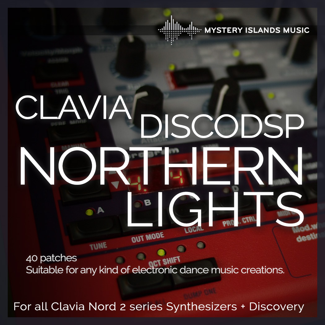 Clavia / Discovery Northern Lights