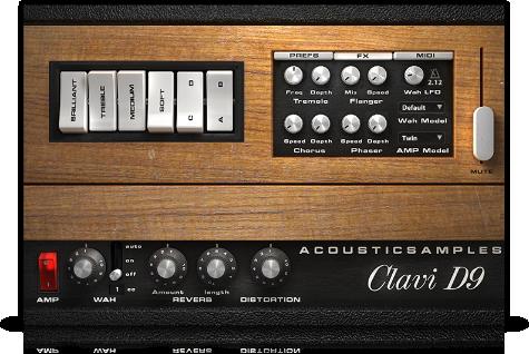 Clavi D9