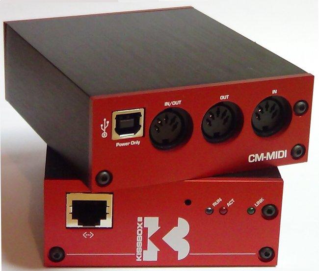 KISS-BOX DW8000 RTP-MIDI DOWNLOAD DRIVERS