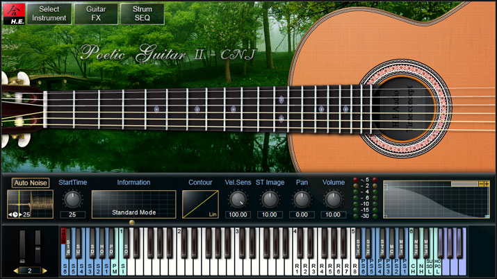 kvr poetic guitar ii by best service guitar vst plugin and audio units plugin. Black Bedroom Furniture Sets. Home Design Ideas