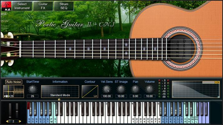 kvr poetic guitar ii by best service guitar vst plugin and audio units plugin. Black Bedroom Furniture Sets. Home Design Ideas