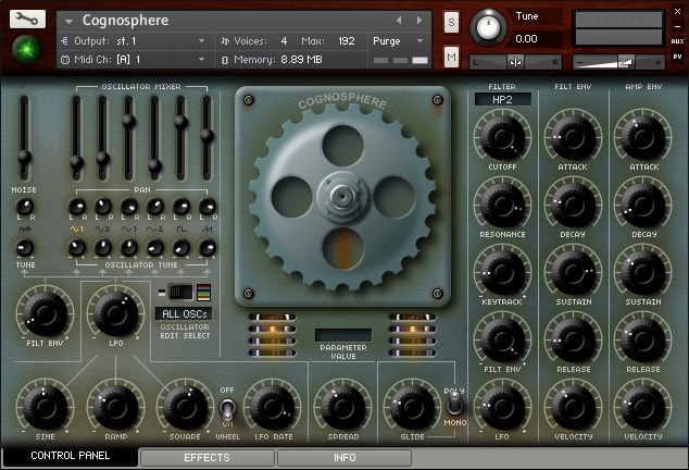 Music Laboratory Machines Suite
