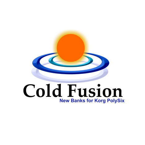 Cold Fusion for Korg PolySix