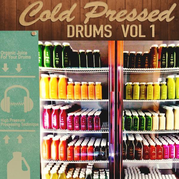 Cold Pressed Drums Volume I