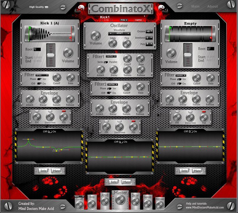 CombinatoX