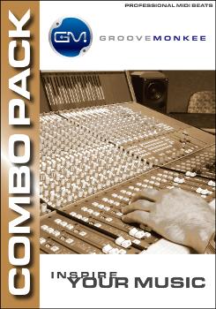 Groove Monkee Mega Pack