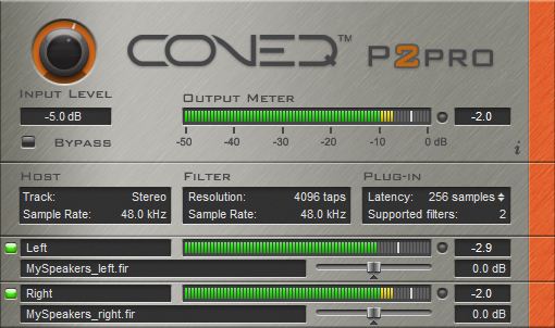 CONEQ plug-ins