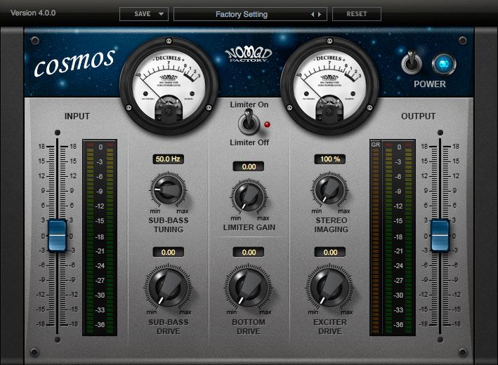Cosmos - Harmonic Exciter and Sub Generator