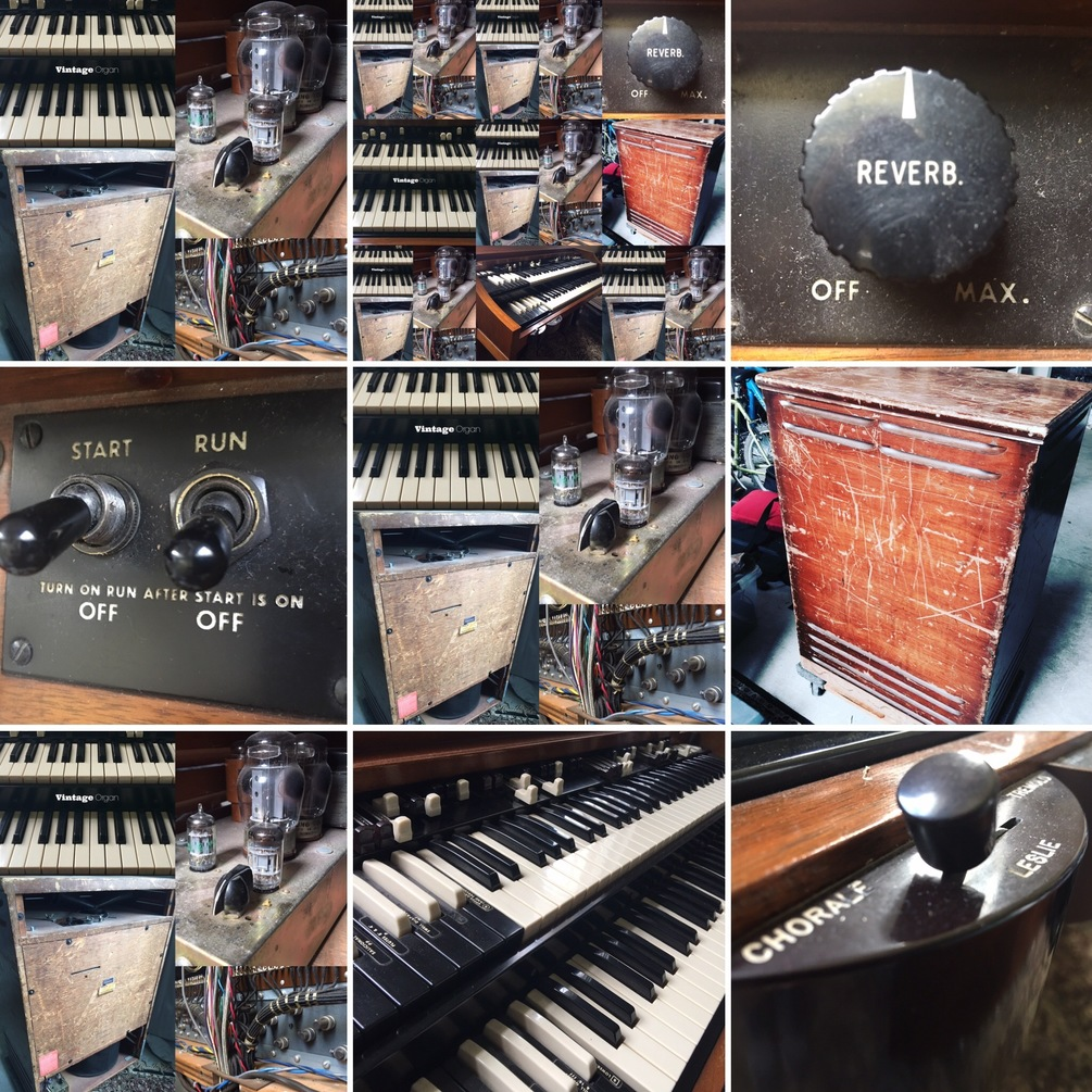 KVR: Vintage Organ Pack For Apple MainStage 3 and Logic X by Sounds