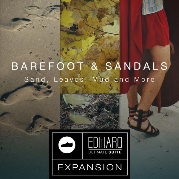 BAREFOOT & SANDALS: EUS Expansion
