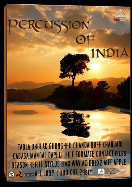 Percussion of India