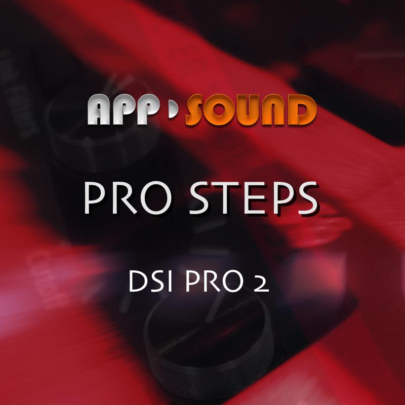 KVR: DSI Pro 2 Pro Steps by App Sound - Presets for DSI Pro 2