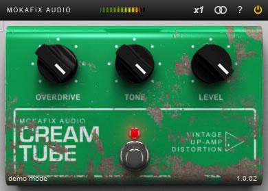 Cream Tube / Mojo Cream