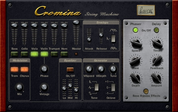Cromina String Machine