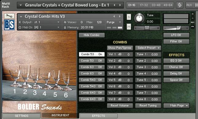Crystal Glasses V3