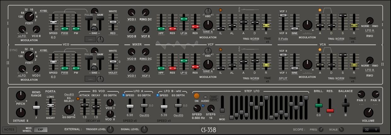 CS-358 b