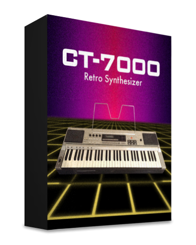 CT-7000 (Vintage Synth SFZ)
