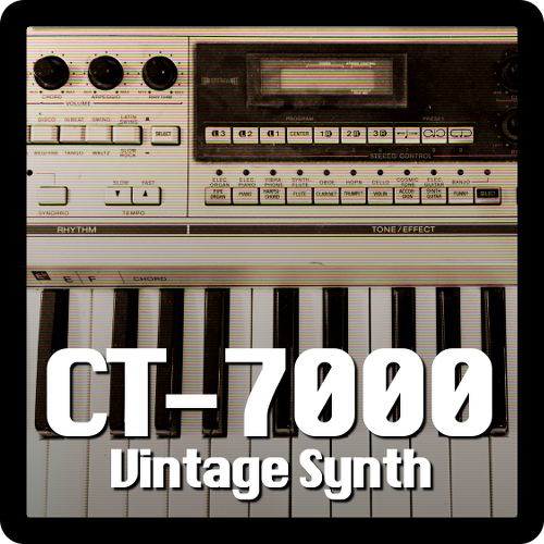 kvr ct 7000 vintage synth sfz by michael picher synth. Black Bedroom Furniture Sets. Home Design Ideas