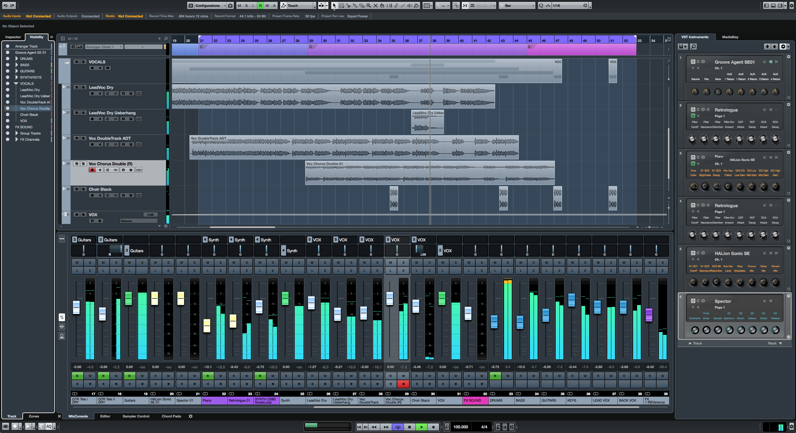 KVR: Steinberg releases Cubase 9 Music Production Software