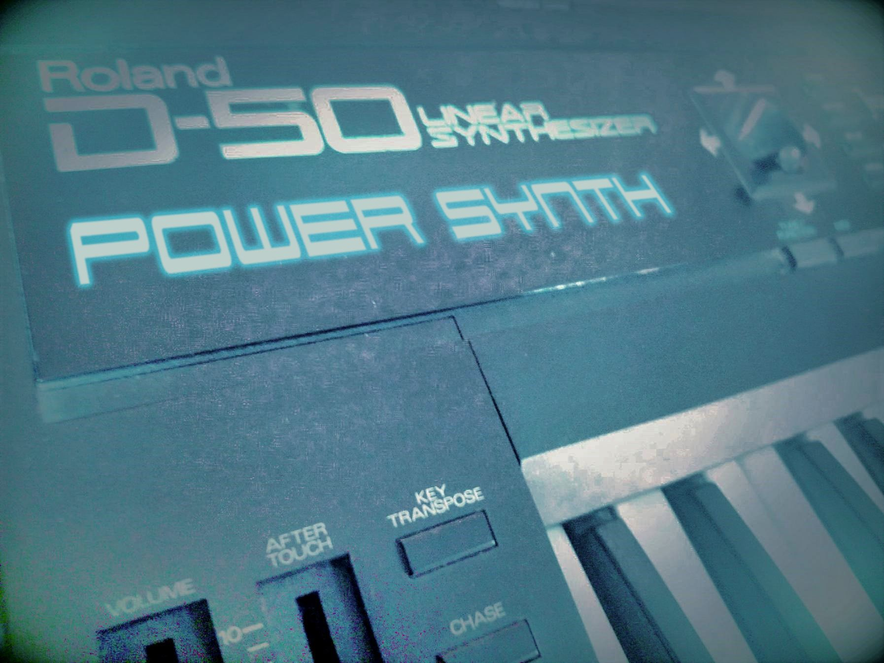 Roland D-50 Power Synth Bank