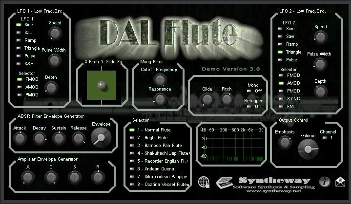 DAL Flute
