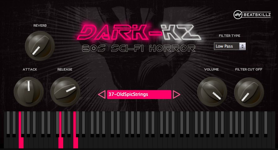 Dark KZ