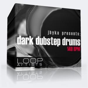 Dark Dubstep Drums - Dubstep Drums Loop Pack