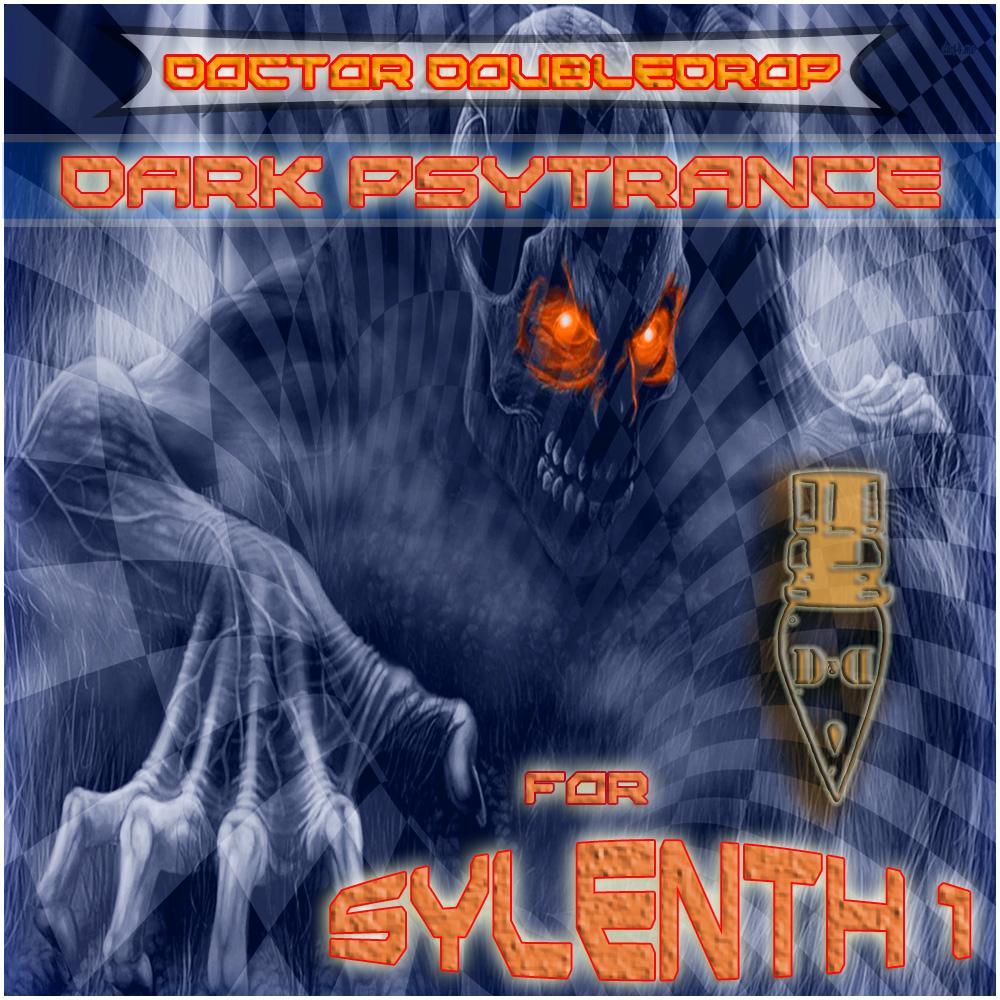 Doctor Doubledrop Sylenth1 Dark Psytrance Soundset