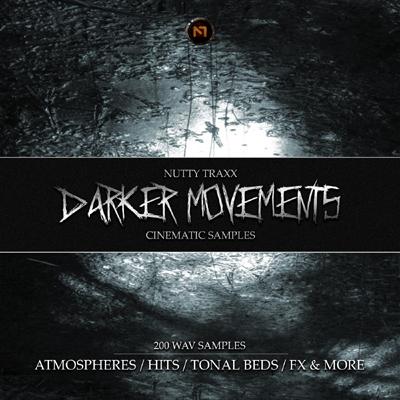 Nutty Traxx - Darker Movements Cinematic Samples