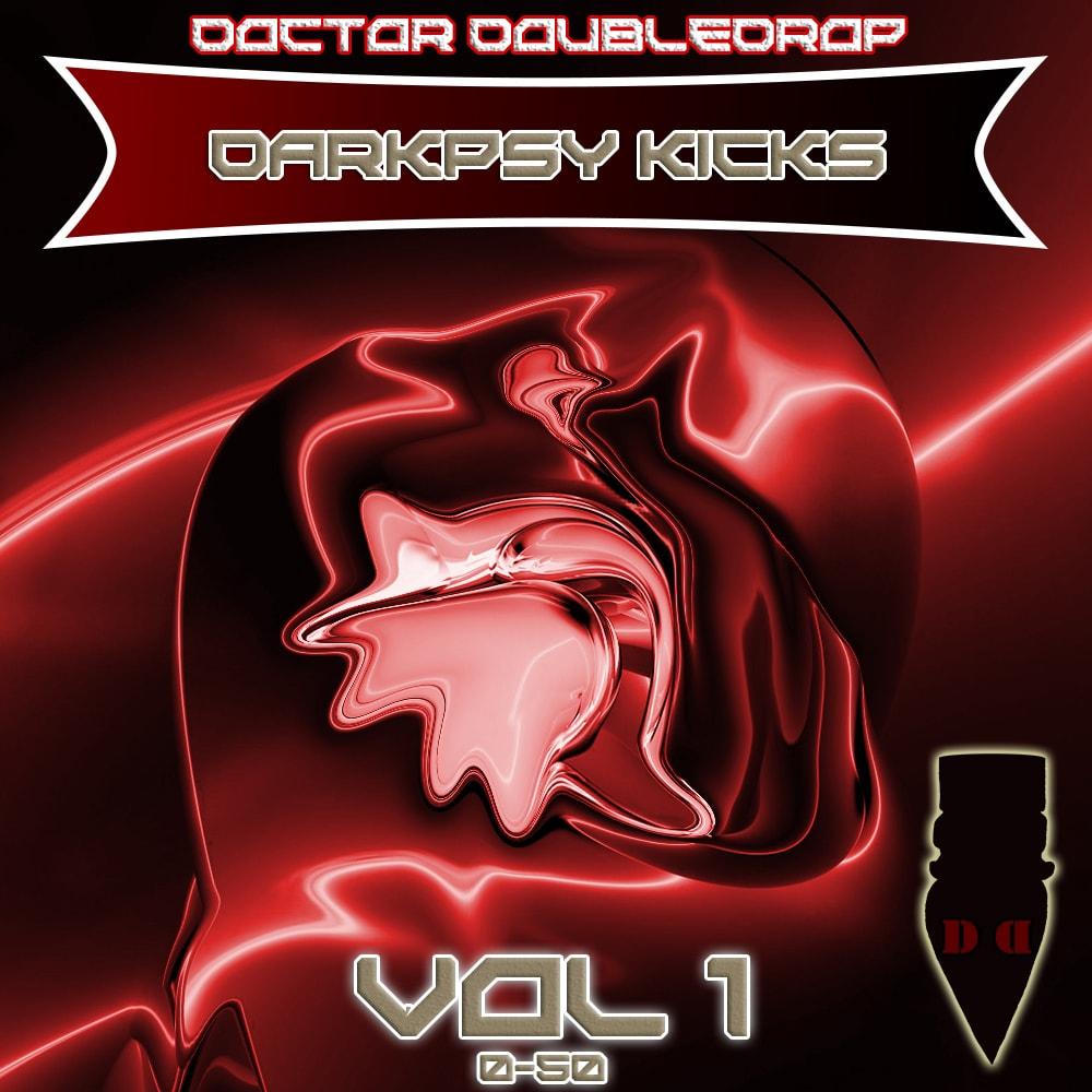 Dark Psytrance Kick Samples Vol.1