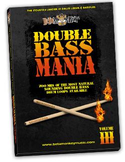 Double Bass Mania III | Speed Metal
