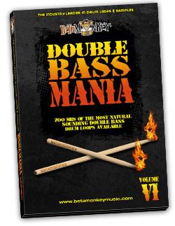 Double Bass Mania VI | Triplets of Doom Metal