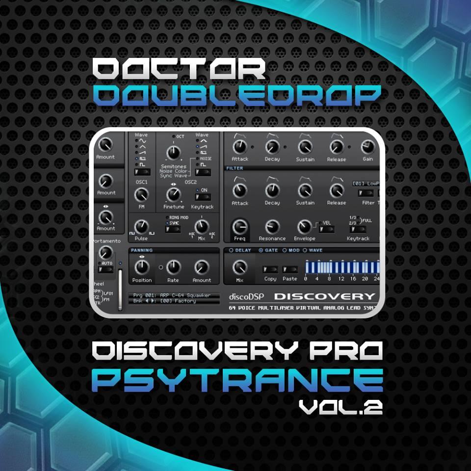 Dr. Doubledrop Discovery Pro Psytrance Presets Vol.2