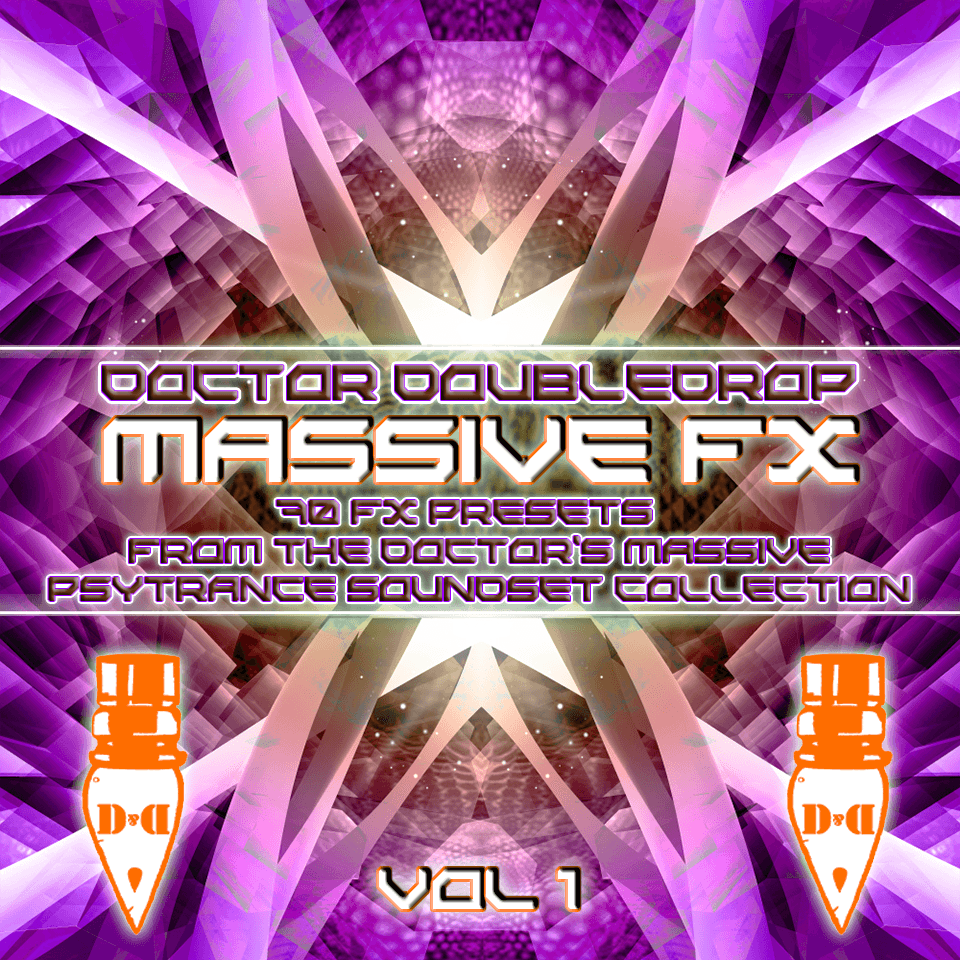 Massive EDM FX Vol.1