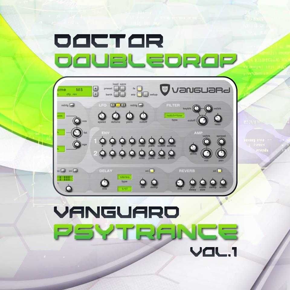 Dr. Doubledrop Vanguard Psytrance Presets Vol.1