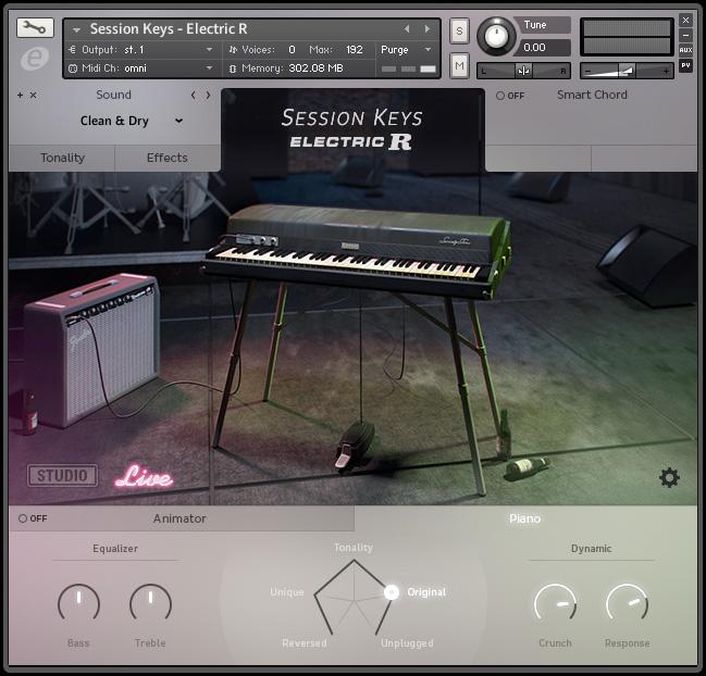 Session Keys Electric R