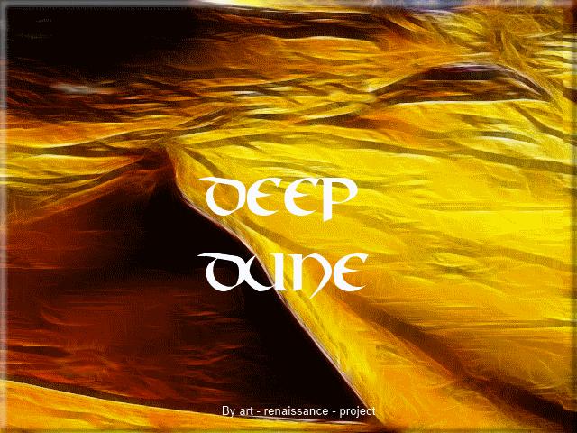 Deep DUNE