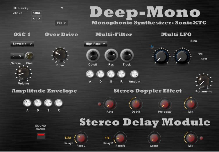 Deep MonoSynth