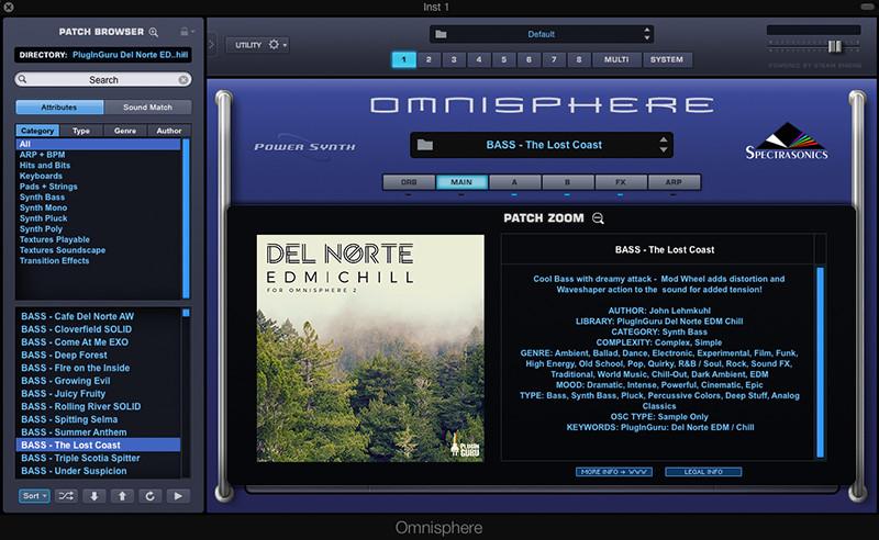 KVR: PlugInGuru releases Del Norte EDM / Chill library for